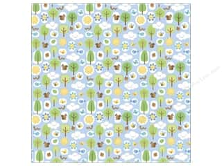 Doodlebug Paper 12x12 M Nature M Nature (25 sheets)