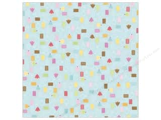 Doodlebug Paper 12x12 Summertime Scream Ice Cream (25 sheets)