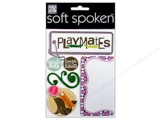 2013 Crafties - Best Adhesive: MAMBI Sticker Soft Spoken Playmates