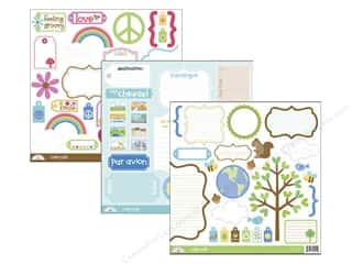 Doodlebug Cute Cuts Die Cut