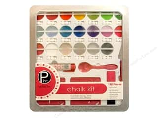 Pebbles Chalk Kit 110pc