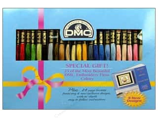 Marcia Layton Designs Stitchery, Embroidery, Cross Stitch & Needlepoint: DMC Embroidery Floss Pack 24 pc. Special Gift