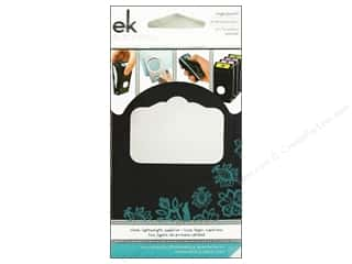Scrapbooking Sale We R Memory Lucky 8 Punches: EK Paper Shapers Large Punch For Sale Sign