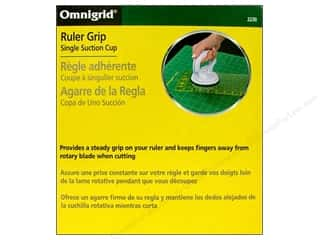 Omnigrid Ruler Grip Single Suction Cup