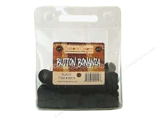 Buttons Galore Button Bonanza 1/2 lb. Black