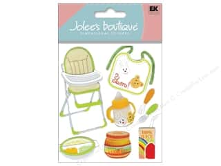 Jolee's Boutique Stickers Feeding Time