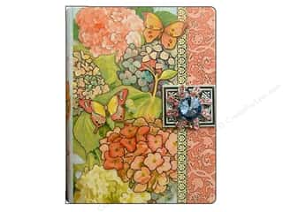 Punch Studio Journal Brooch Hydrangea Blooms