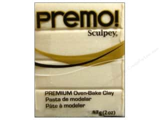 Premo Polymer Clay 2oz Pearl