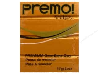 Semi-Annual Stock Up Sale: Premo! Sculpey Polymer Clay 2 oz. Gold