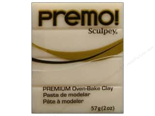 Premo Polymer Clay 2oz Translucent