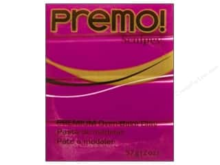 Premo Polymer Clay 2oz Fuchsia