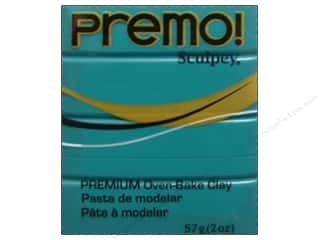 Premo Polymer Clay 2oz Turquiose