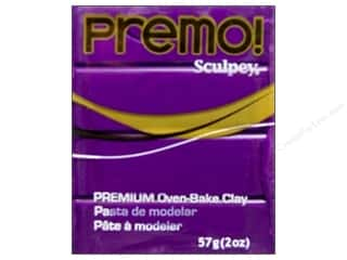 Premo Polymer Clay 2oz Purple