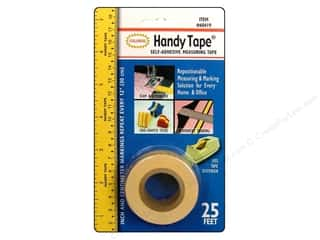 Colonial Handy Tape Measuring Tape Carded 25ft
