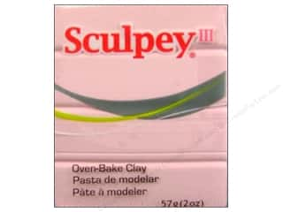 Sculpey III Clay 2oz Ballerina