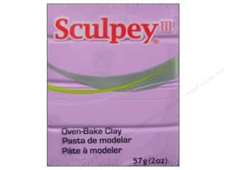 Kids Crafts Spring Cleaning Sale: Sculpey III Clay 2 oz. Spring Lilac