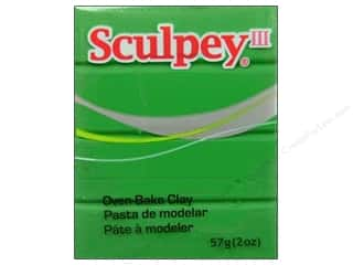 Sculpey III Clay 2oz String Bean