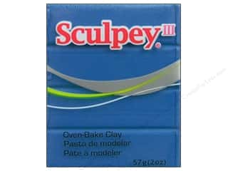 Craft Guns Blue: Sculpey III Clay 2 oz. Turquoise