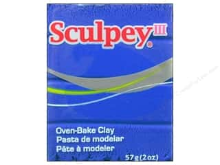 Sculpey III Clay 2oz French Blue