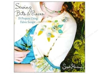 Crafts: Sewing Bits And Pieces Book