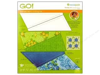 AccuQuilt Go Die Blazing Star Block