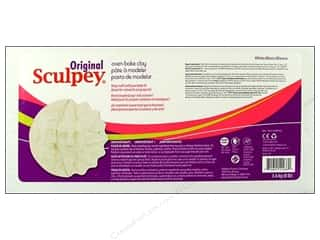Sculpey Original Clay 8lb White
