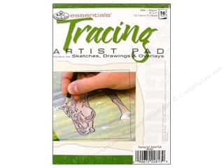 Drawing Blue: Royal Artist Pad Tracing 16pg