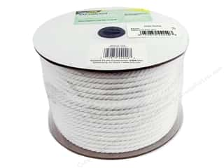 Home Decor Length: Cable Cord by Dritz Home White 9/32 in. x 72 yd. (72 yards)