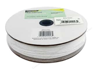 Weekly Specials Dritz: Cable Cord by Dritz Home White 3/32 in. x 144 yd. (144 yards)