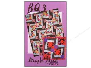 Maple Island Quilts Quilting Patterns: Maple Island Quilts BQ 3 Pattern