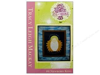 Religious Subjects Patterns: Eye Of The Needle Newborn King Pattern