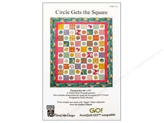 Circle Gets The Square Pattern