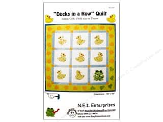 Ducks In A Row Pattern