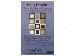 Pieced Tree Patterns: Pieced Tree Tiny Fat 1/4 Favorite Pattern