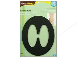 Dritz Home Curtain Slide Black