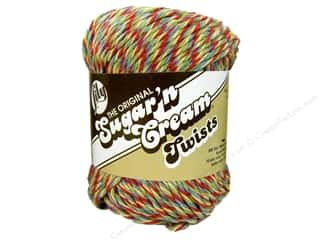 Sugar'n Cream Yarn 2oz Twists Cottage