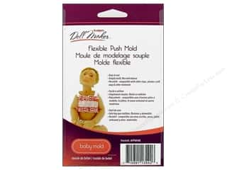 Sculpey Flexible Push Molds: Sculpey Flexible Push Mold Baby Doll