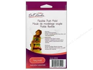 Molds Mold Release: Sculpey Flexible Push Mold Fairy Doll