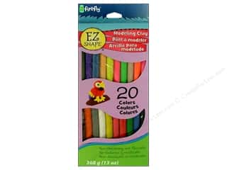 Kids Crafts: Polyform EZ Shape Modeling Clay Set 20 pc