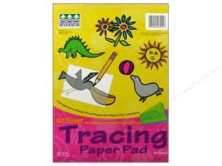 Holiday Sale: Art Street Art Pad Tracng Paper 9x12 Trnslcnt 40pc