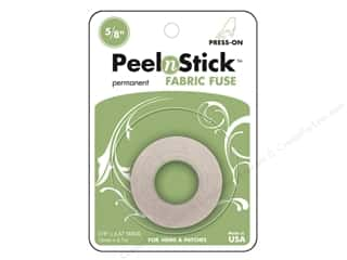 "Therm O Web PeelnStick Fabric Fuse Roll 5/8""x 20'"