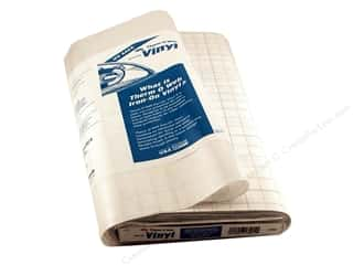 "Heat n Bond Iron On Flexible Vinyl Lustr 17""x20yd (20 yards)"