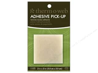 "therm o web foam adhesive: Therm O Web Adhesive Pick Up Eraser 2""x 2"""