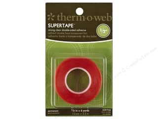 therm o web foam adhesive: Therm O Web SuperTape 1/2 in. x 6 yd.