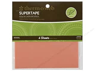 "Therm O Web Permanent SuperTape: Therm O Web Permanent SuperTape 4.5""x 5.5"" 4pc"