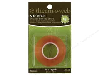 "Therm O Web Permanent SuperTape 1/8""x 6 yd Roll"