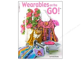 AccuQuilt Go Fabric Cutter: Design Originals Wearables on the Go! Book by Vivian Peritts