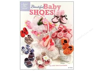 Annie's Attic Beautiful Baby Shoes Book