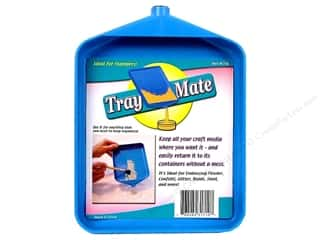 Craft Mates: New Phase Tidy Crafts Tidy Tray Mate Blue