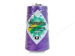 Signature 100% Cotton Thread 3000 yd. Variegated Pansy Patch